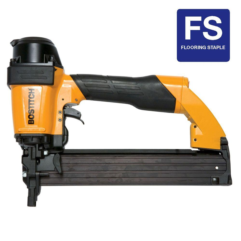 Bostitch 14 Gauge Sheathing And Siding Stapler 650s4 1