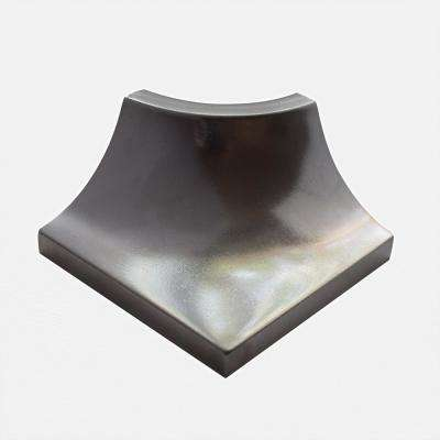 External Angle NS1 Natural 1-9/16 in. x 1-9/16 in. Complement Stainless Steel Tile Edging Trim