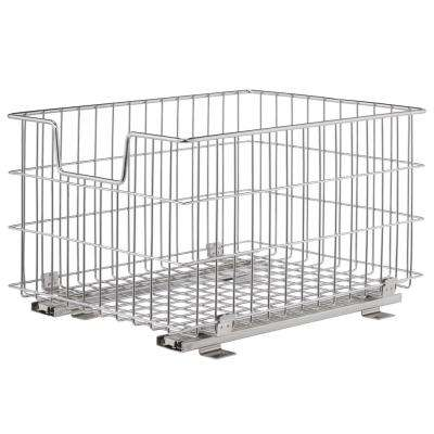 17.7 in. x 13 in. Single Sliding Basket