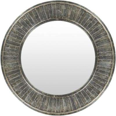 Prakash 40 in. x 40 in. Classic Framed Mirror