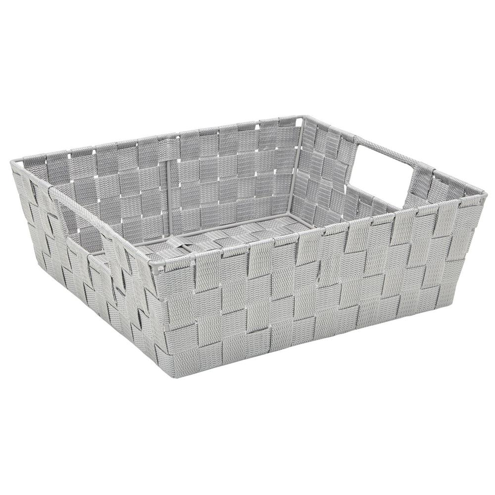 Exceptionnel Simplify 13 In. X 15 In. X 5 In. Large Woven Storage Bin