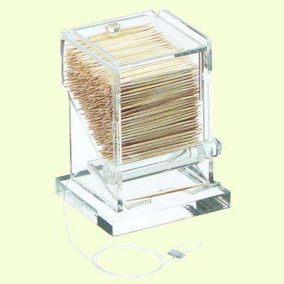 Acrylic Clear Toothpick Dispenser