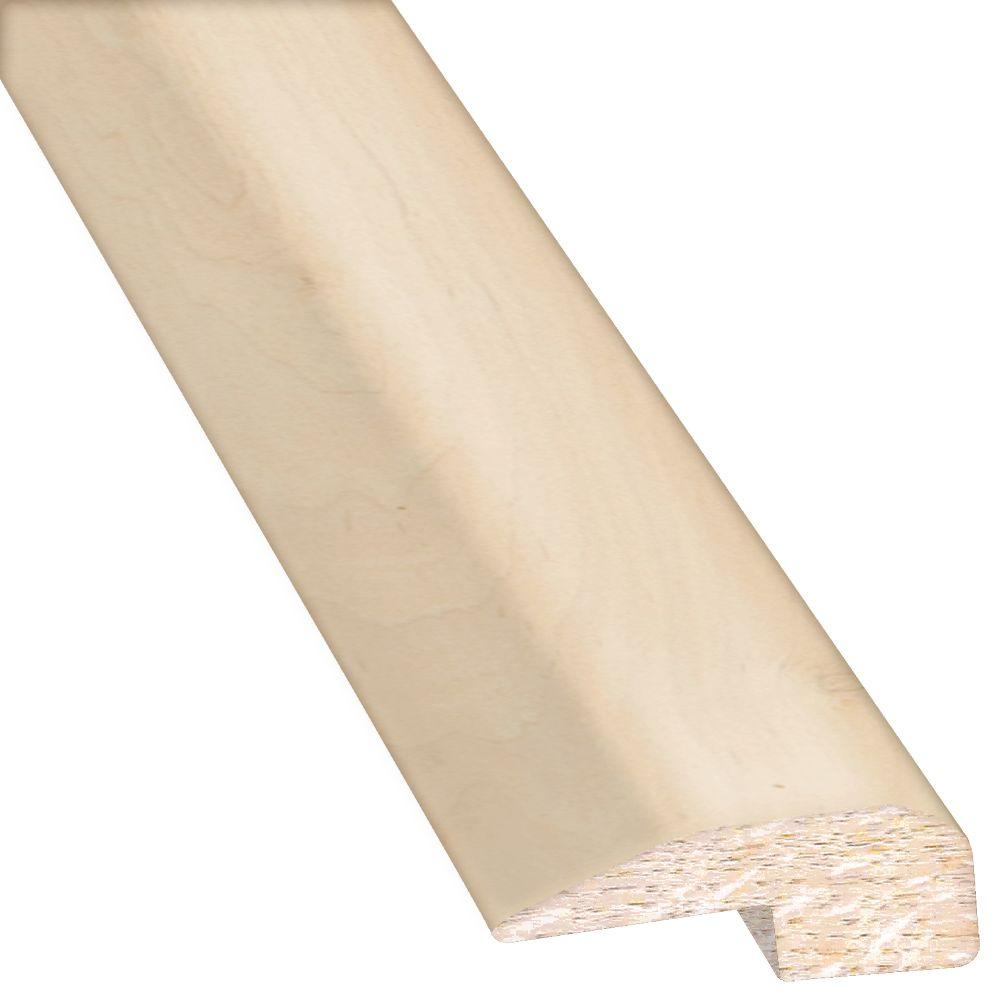Vintage Maple Frosted 0.88 in. Thick x 2 in. Wide x