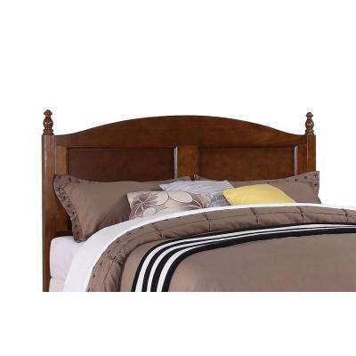 Bryant Park Chestnut Queen Headboard