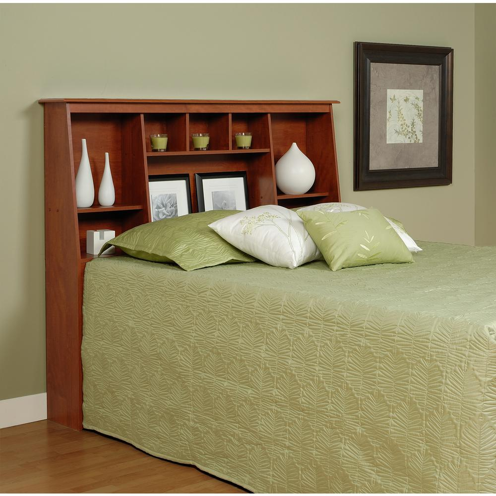 Prepac Monterey Cherry Full/Queen Headboard