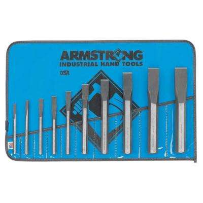 Cold Chisel Set (10-Piece)