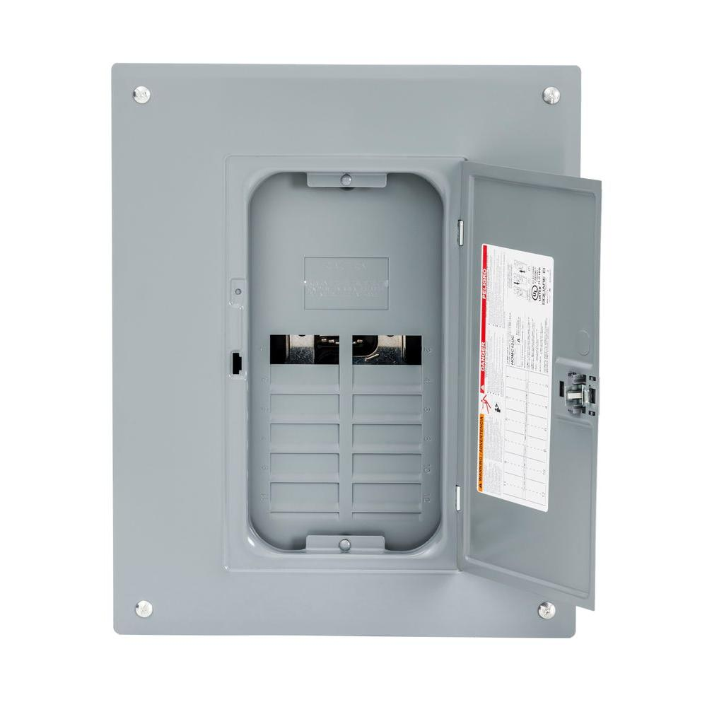 Square D - Subpanels - Breaker Boxes - The Home Depot