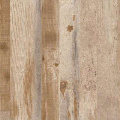 Restored Rosewood 12 ft. Wide Residential/Light Commercial Vinyl Sheet