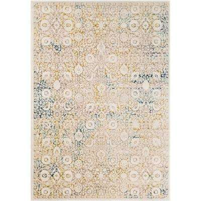 Apostolos Taupe 2 ft. x 3 ft. Area Rug