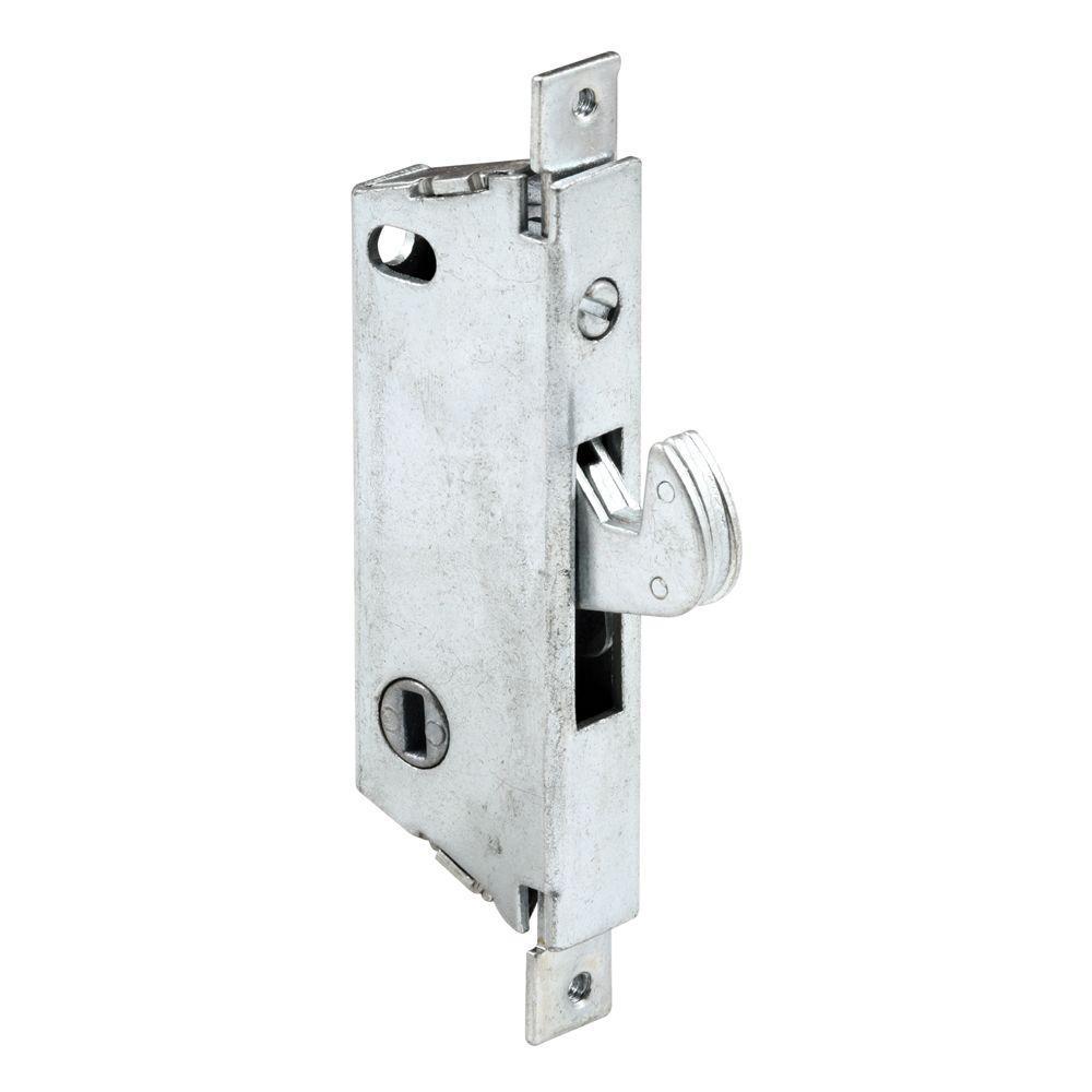 Prime-Line Square Face Sliding Door Mortise Lock