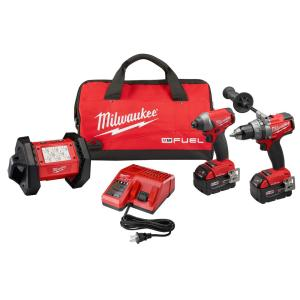Up to 50% off on Select Milwaukee Combo Kits & Power Tools at Home Depot