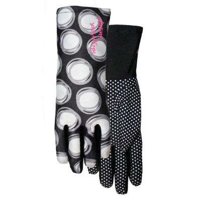 Hope Knit Glove with PVC dot palm-pack of 3