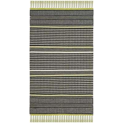 Montauk Lime/Multi 2 ft. 3 in. X 3 ft. 9 in. Area Rug
