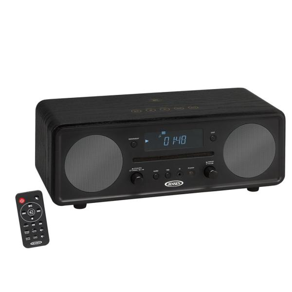 Bluetooth Digital Music System with CD