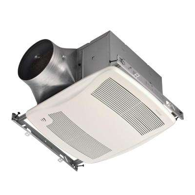 Ultra Green 110 CFM Ceiling Bathroom Exhaust Fan with Humidity Sensing, ENERGY STAR