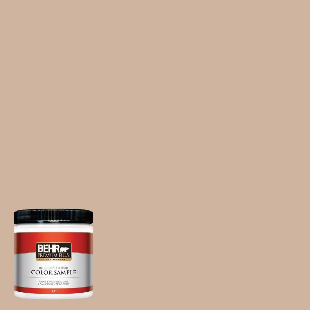 8 oz. #BNC-01 Bauhaus Buff Interior/Exterior Paint Sample