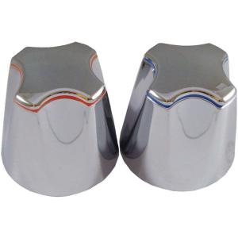 PartsmasterPro Tub/Shower Handles for Price Pfister, Chrome by PartsmasterPro