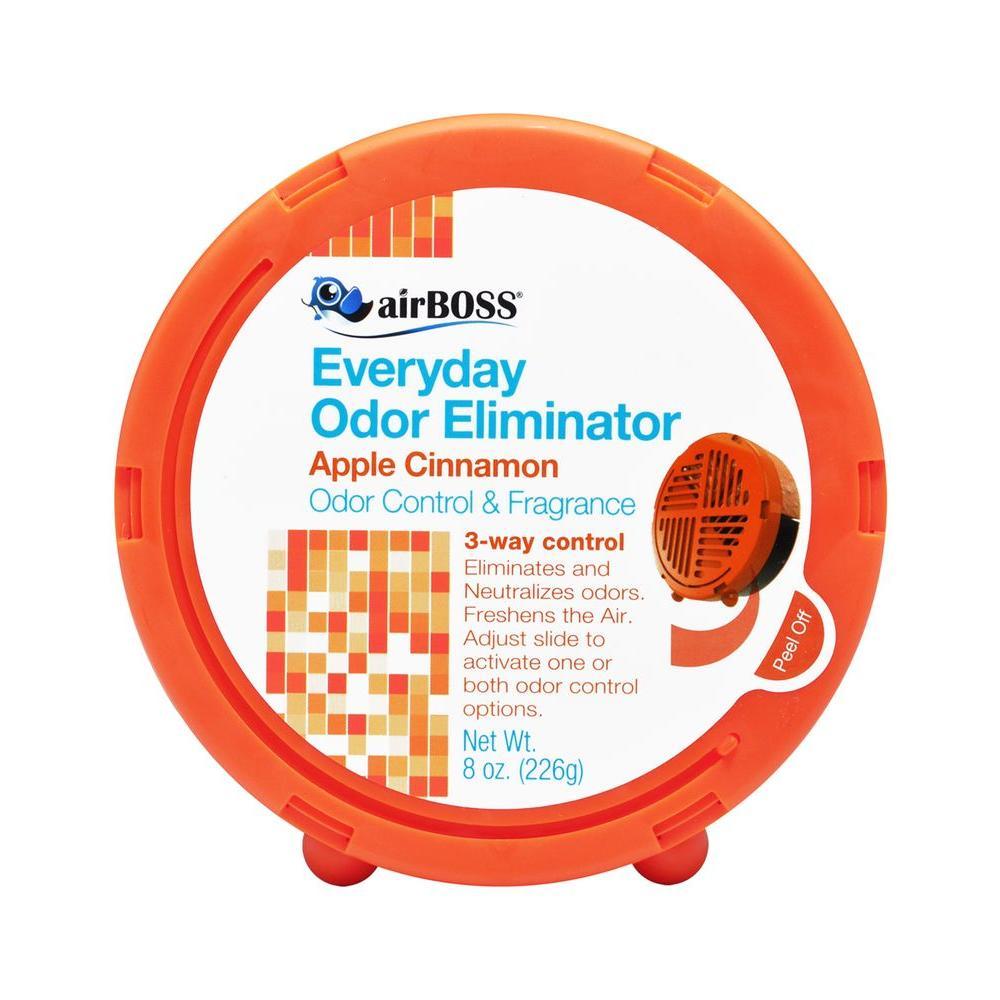 8 oz. Apple Cinnamon Everyday Odor Eliminator (3-Pack)