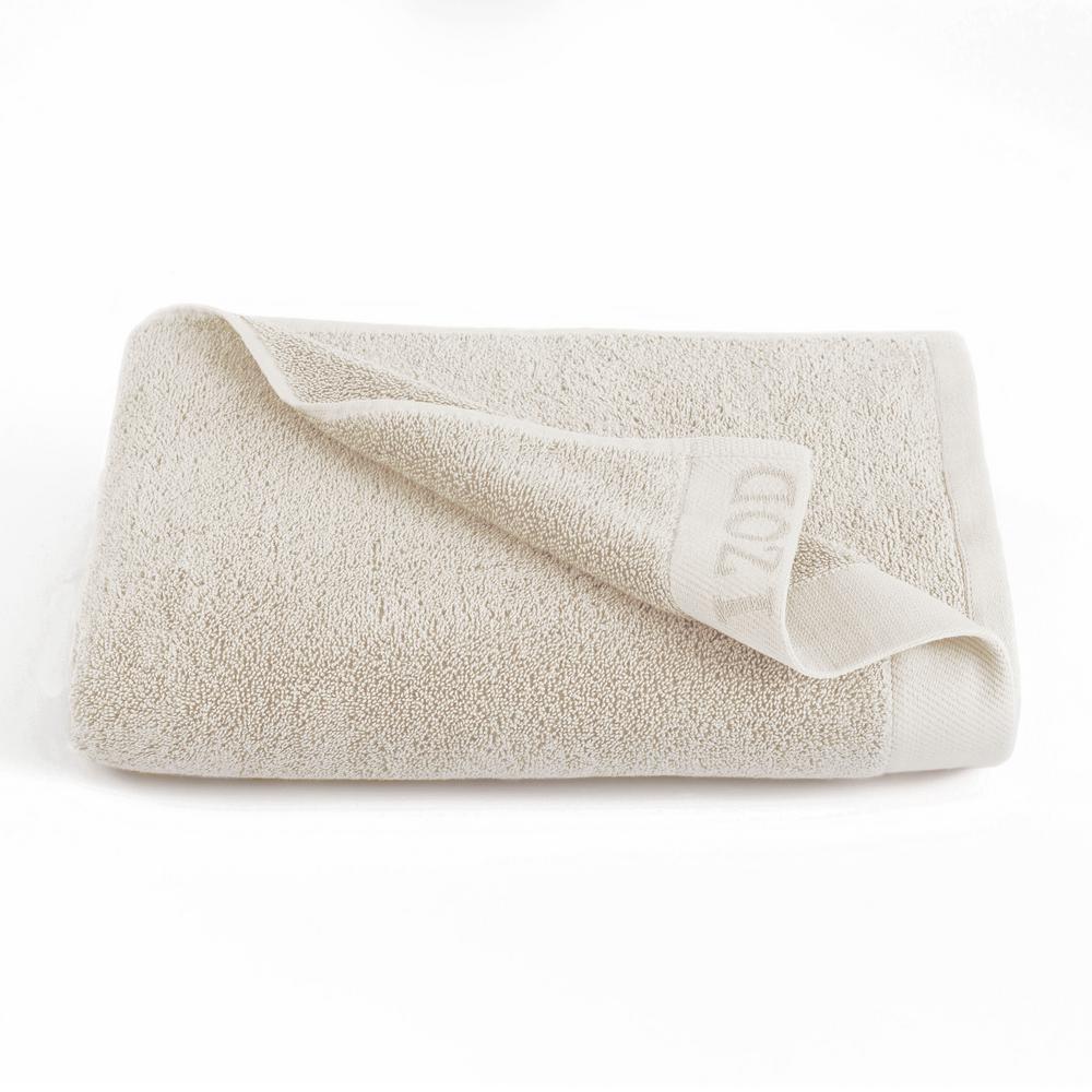 IZOD Classic Egyptian Cotton Bath Towel in Egret 079465038446