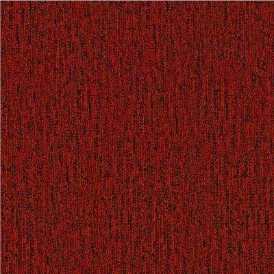 Carpet Sample - Key Player 20 - In Color Ruby Slippers 8 in. x 8 in.