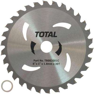 8 in. 30 Tooth Carbide Brush Cutter Blade