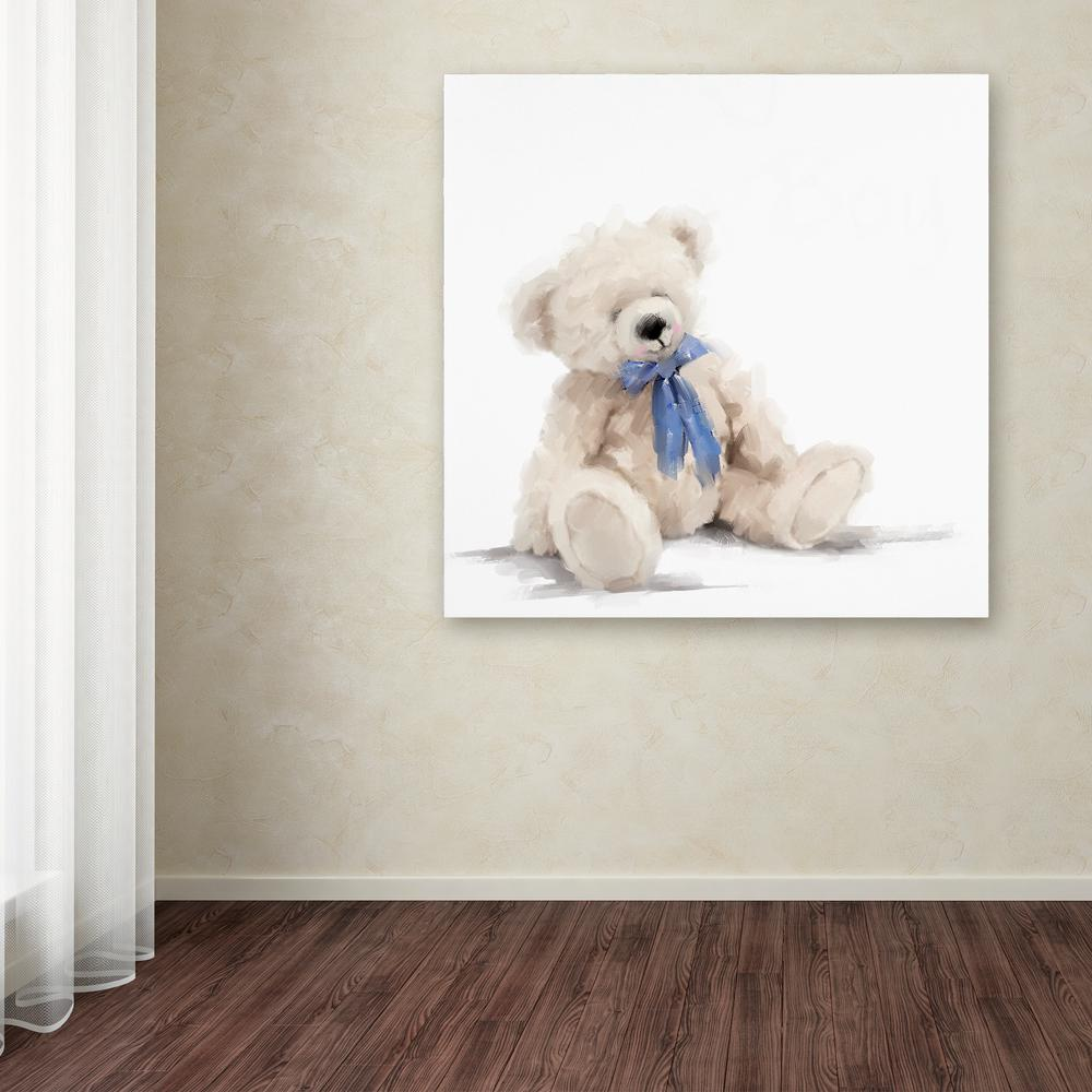 24 In X Baby Boy By The Macneil Studio Printed Canvas Wall Art
