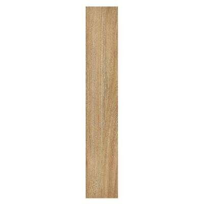 Sterling 6 in. x 36 in. Birchwood Peel and Stick Vinyl Plank Flooring (15 sq. ft. / case)