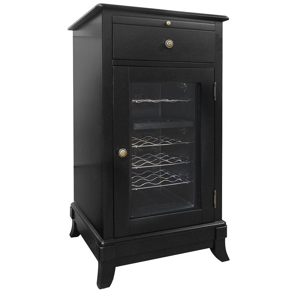 Newair 18 Bottle Thermoelectric Wine Cooler Aw 181e The