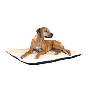 ortho thermo extra large cream nonslip heated dog bed - Heated Dog Bed