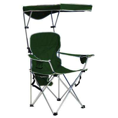 Full Size Forest Green Shade Chair
