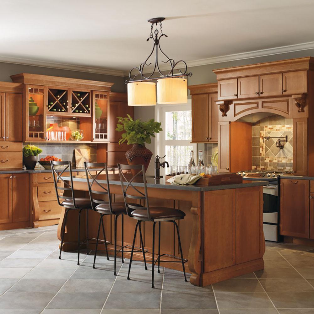 Thomasville Classic Custom Kitchen, Thomasville Cabinet Reviews