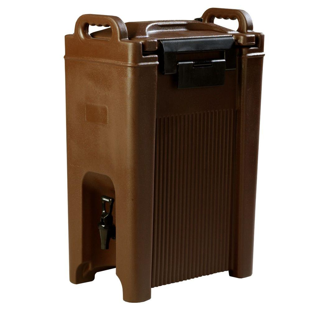 Cateraide 5 gal. Brown XT Beverage Server