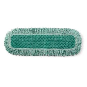 Rubbermaid Commercial Products HYGEN 24 inch Microfiber Dust Mop Pad with Fringe... by Rubbermaid Commercial Products