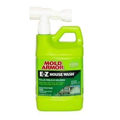 64 oz. House Wash Hose End Sprayer Mold and Mildew Remover