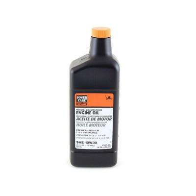 Premium-Grade 20 oz. 10W-30 Lawn Mower Oil