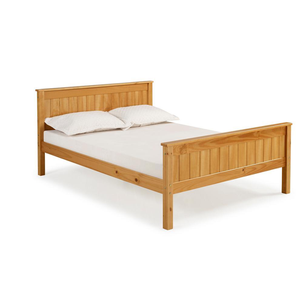 Alaterre Furniture Harmony Cinnamon Full Bed