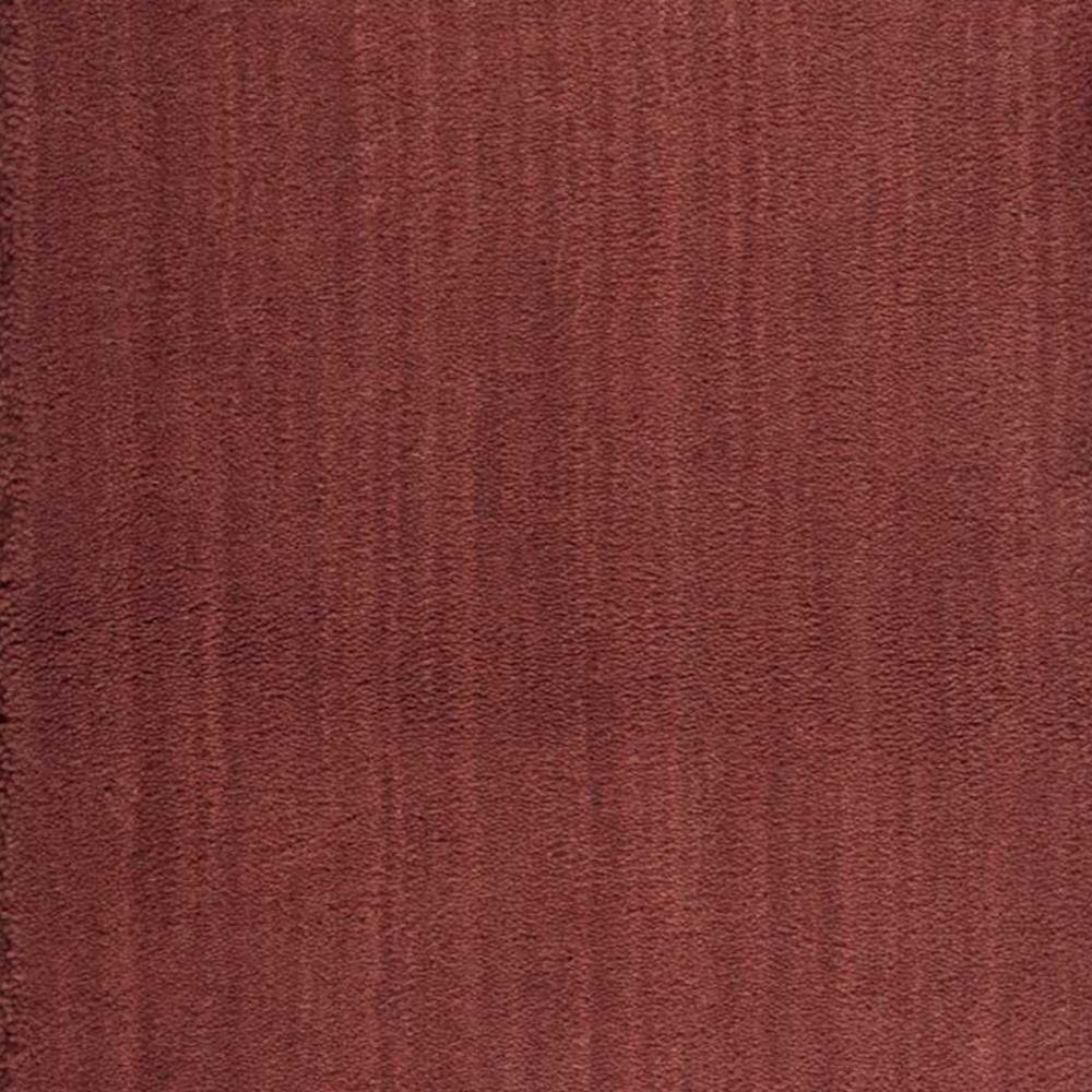 Velvet Underground Crimson Custom Rug with Pad
