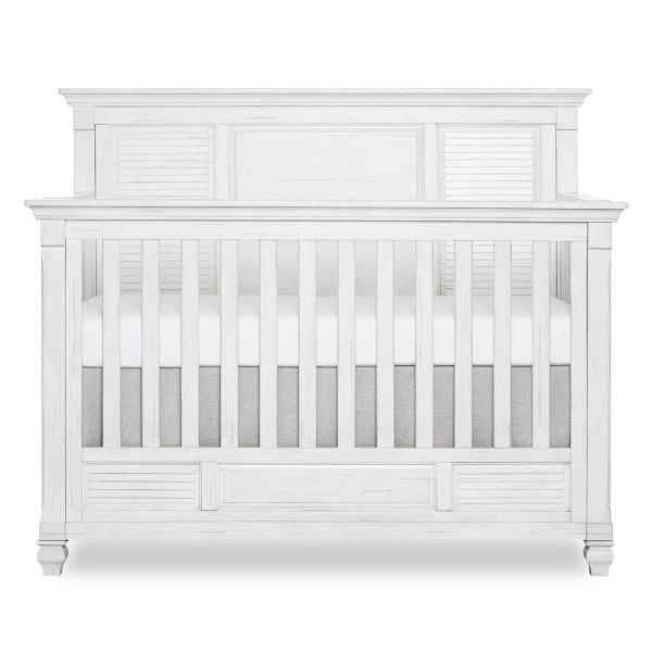 Evolur Signature Cape May Weathered White 5 in 1 Full Panel