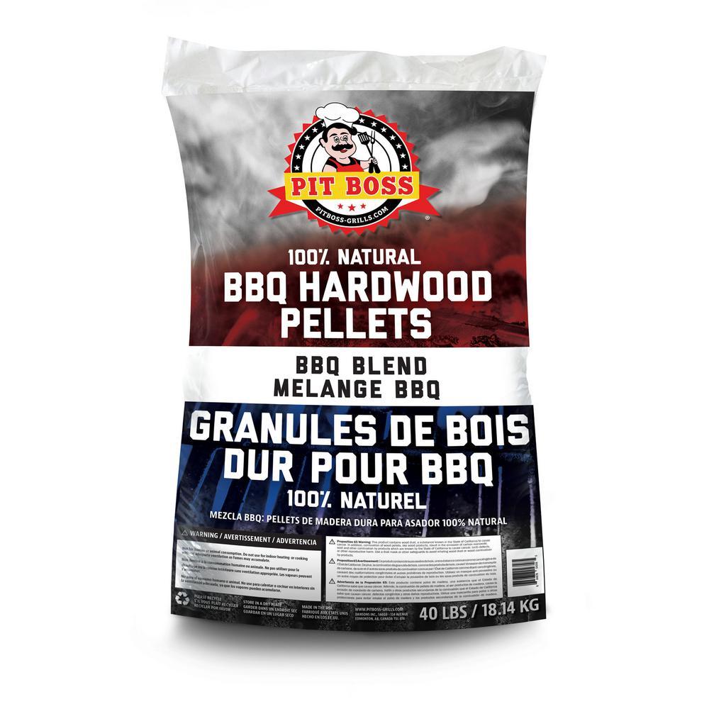 40 lb. BBQ Blend Hardwood Pellets