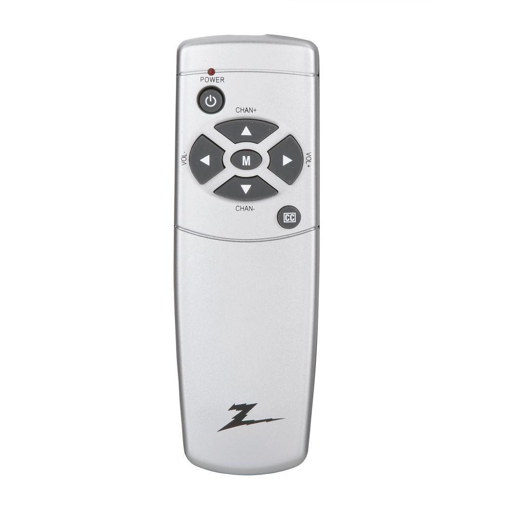 1-Device Scan Remote - Silver