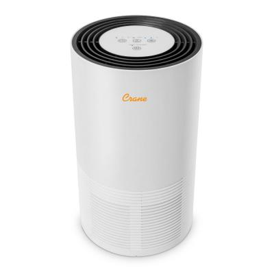 True HEPA Air Purifier with Germicidal UV Light for Small to Medium Rooms up to 300 sq. ft. - Premium