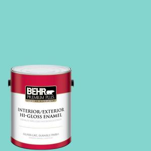 Behr Premium Plus 1 Gal Home Decorators Collection Island