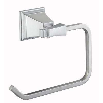 Exhibit Towel Ring in Brushed Nickel
