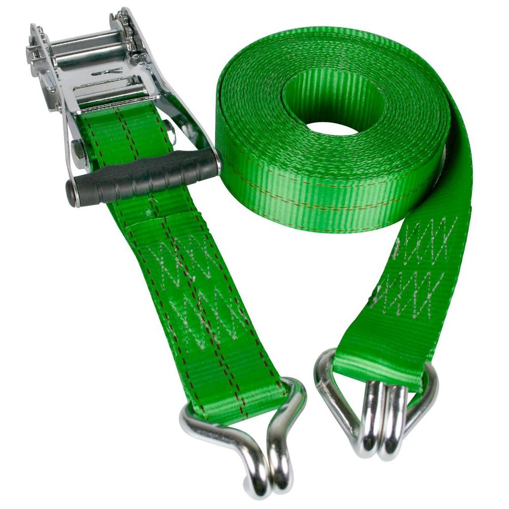 30 ft. x 2 in. x 10,000 lbs. Chrome Farm and