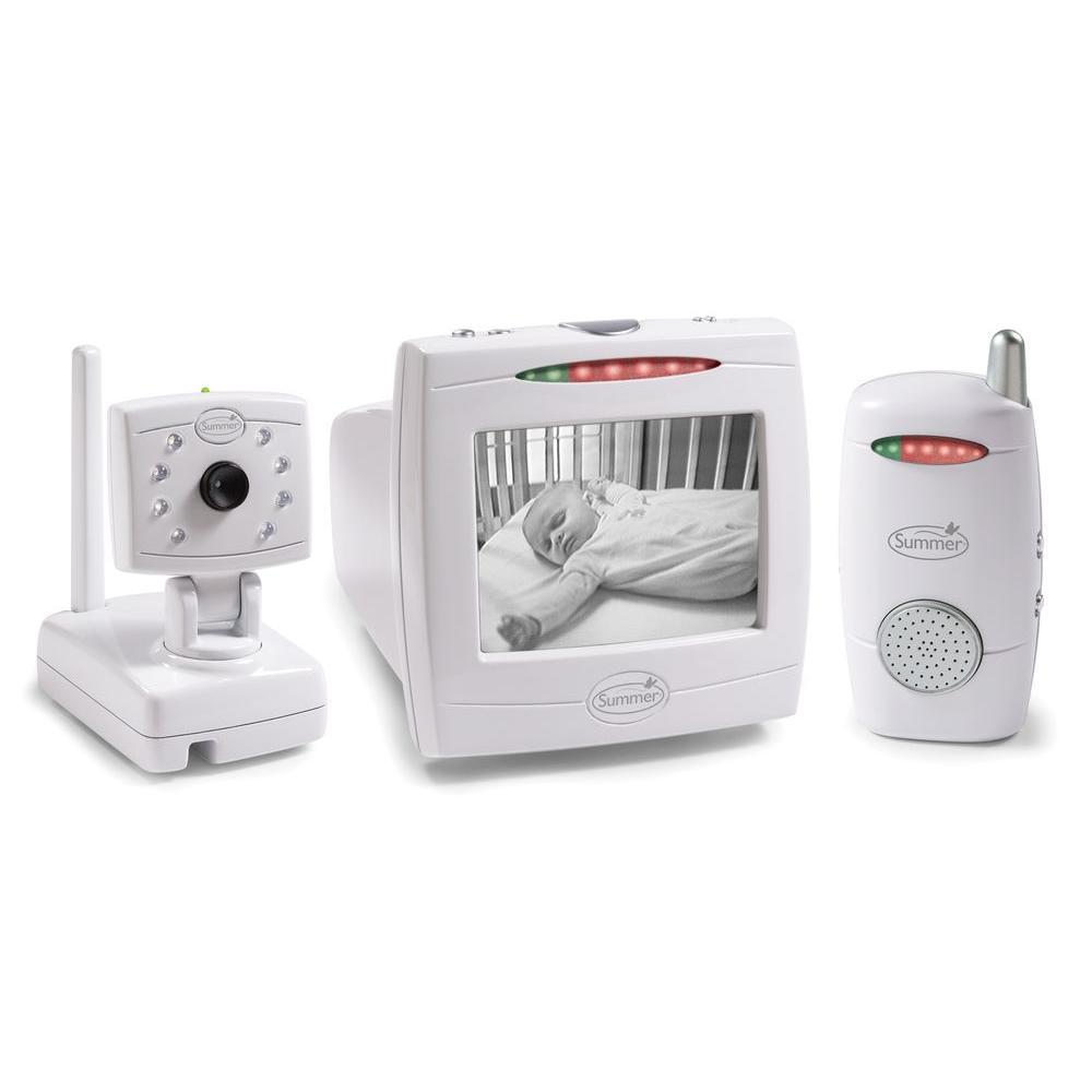 Summer Infant Day and Night Baby Video Monitor Set-DISCONTINUED