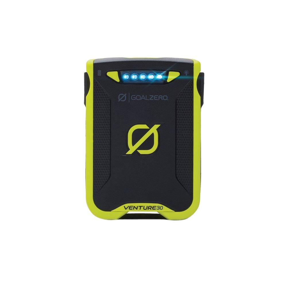 Goal Zero 30-Venture Recharger, Green And Black With Rubb...