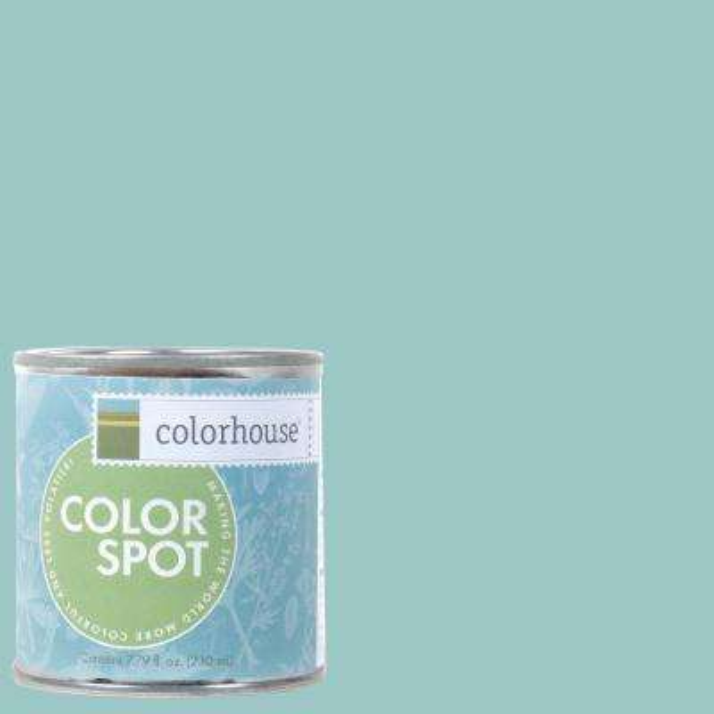 8 oz. Dream .04 Colorspot Eggshell Interior Paint Sample