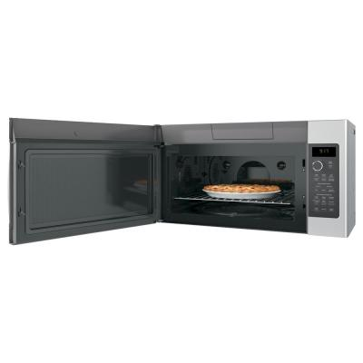 Profile 1.7 cu. ft. Over the Range Convection Microwave in Stainless Steel