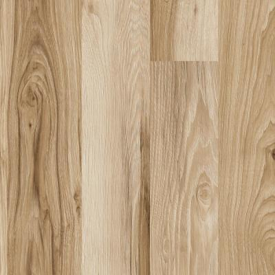Sherwood Heights Bryant Hickory 8 mm Thick x 7.6 in. Wide x 50.79 in. Length Laminate Flooring (21.44 sq. ft. / case)