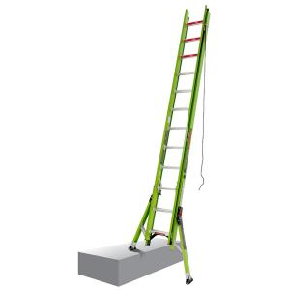 Little Giant Ladder Systems HyperLite W/Sumo 20 ft. Type IA Fiberglass Extension Ladder by Little Giant Ladder Systems